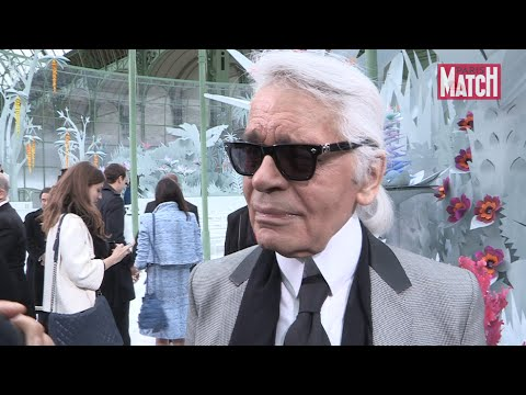 Karl Lagerfeld : « Je lutte contre le French bashing »