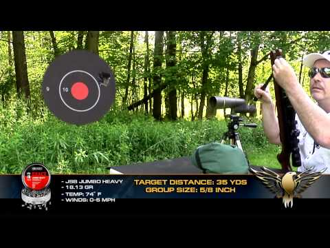 Walther LGV air rifle - Airgun Reporter Episode #98
