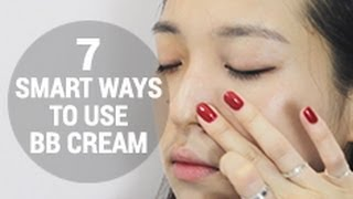 How to Apply BB Cream? 7 Different Ways to Wear BB Cream | Wishtrend