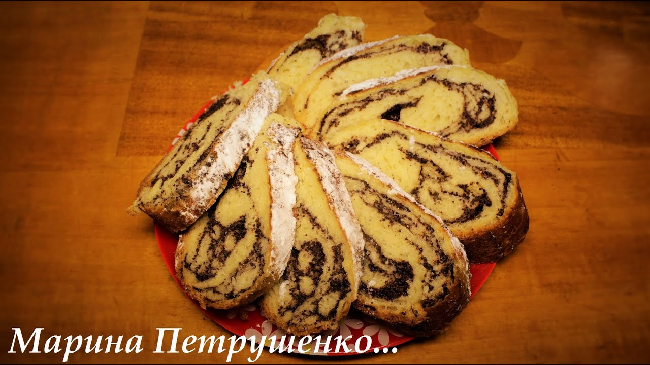 Пирог с маком рецепт в мультиварке