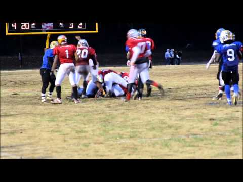 JS VIDEO: West Tennessee High School Football All-Star Game 12-14-13