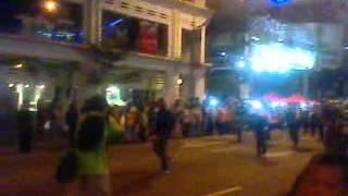 DATARAN MBI PEBARISAN citra perak aman jaya 07/09/2012 penuh dengan KEMERIAHAN
