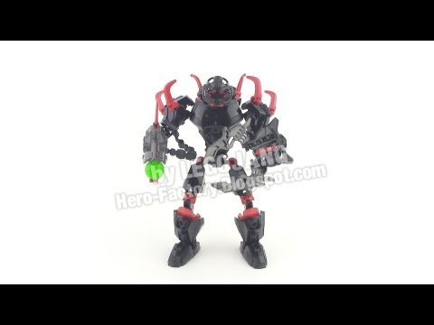 Hero Factory Core Hunter review (Breakout wave 2)