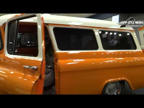 1958 Chevrolet Suburban for sale at Gateway Classic Cars in St. Louis,