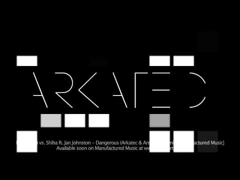 Dr. K & Nii Vs. Shiha Ft. Jan Johnston - Dangerous (arkatec & Anselmo Remix) Manufactured Music video
