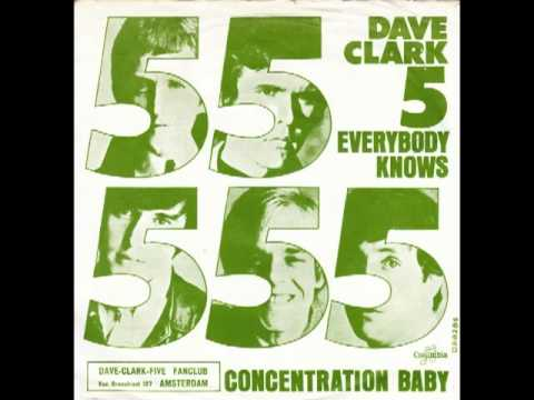 The Dave Clark Five - Everybody Knows