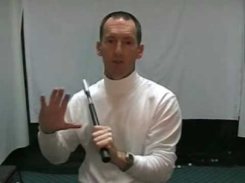 Flat Left Wrist Golf Backswing: Golf Lesson by Herman Williams. PGA Pro
