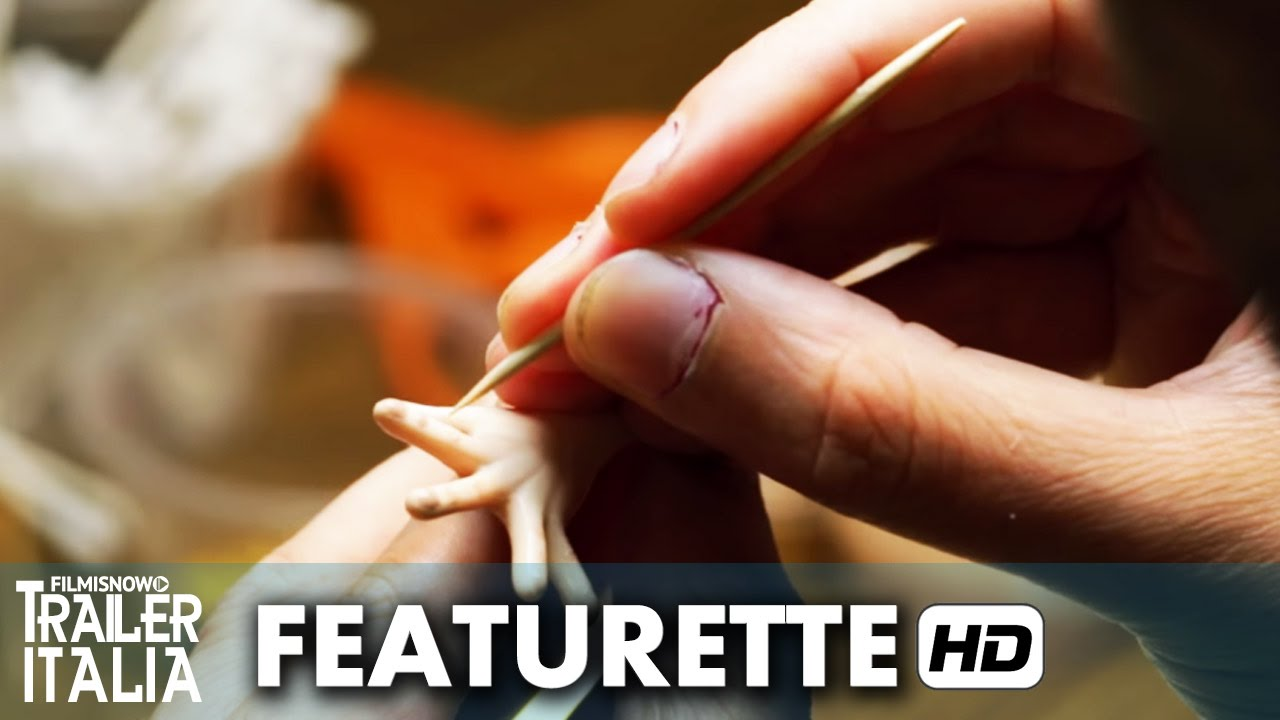 Anomalisa Featurette 'Crafting Anomalisa' - I segreti dello stop-motion [HD]