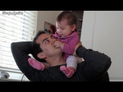 DADDY'S LITTLE GIRL! - May 13, 2013 - itsJudysLife Vlog