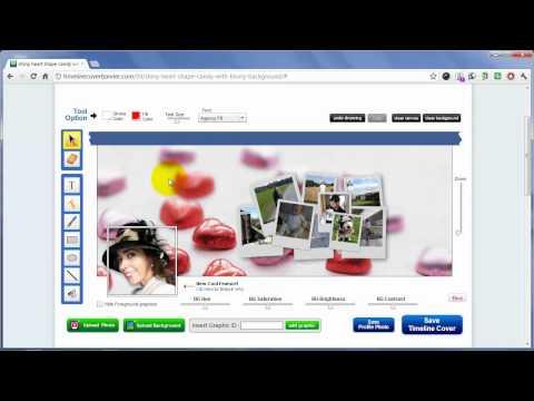 Cómo hacer una portada de biografía Facebook original con fotos creativas (español, act. 2013)