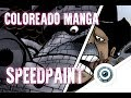 Speedpaint de One Piece/Coloreado Manga Básico