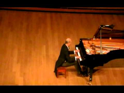 Rachmaninoff, Prelude in Eb major: Alan Fraser at Sevenoaks School, August 30 2013