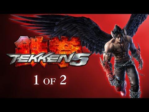 Longplay: Tekken 5 [hd] 1 2 video
