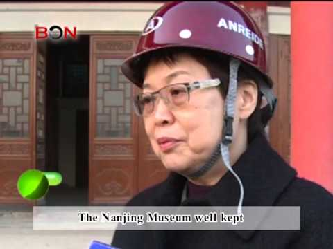 Nanjing Museum - China Travel New Links - Episode 150 - BONTV China