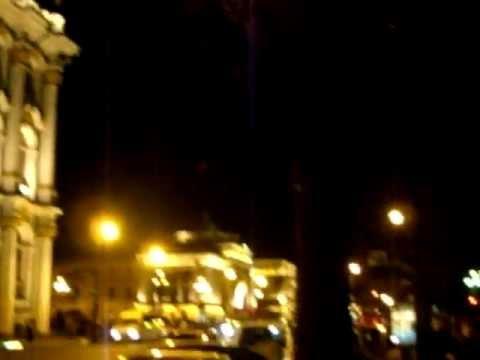НЛО над Зимним Дворцом в Санкт-Петербурге. Сенсация!!!