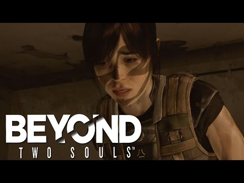 SECRET AGENT JODIE LEARNS THE REAL SECRET | Beyond: Two Souls [12]