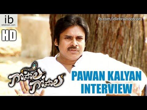 Pawan Kalyan Interview Gopala Gopala - idlebrain.com