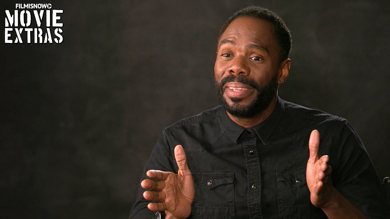 The Birth of a Nation   On-set visit with Colman Domingo 'Hark'