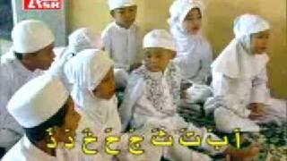 Wafiq Azizah-Mengenal Huruf Hijaiyah-Album Belajar Mengaji