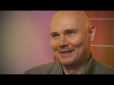 Billy Corgan is a Rush Fanboy