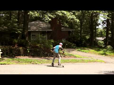 Longboarding: Roast Steeze Sandwich