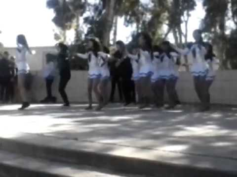 Sepulveda Middle School Girls Dance video