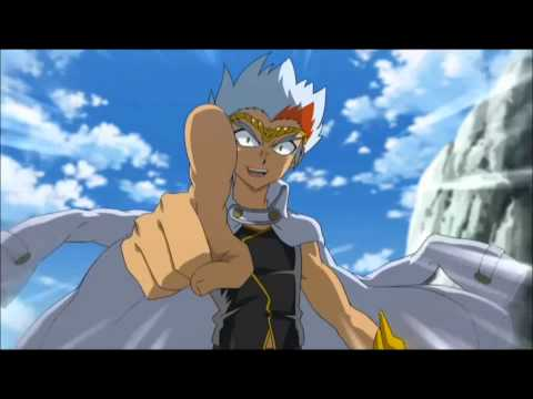 Beyblade Metal Masters - Ryuga (l Drago) Vs Ginka (galaxy Pegasus) video