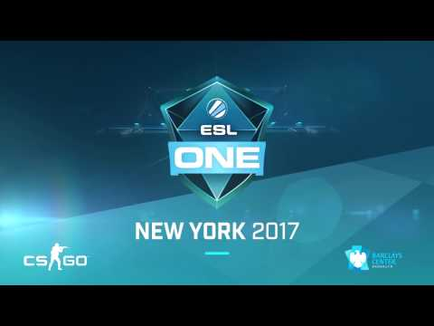 """Introducing ESL One New York 2017 - """"They still don't understand"""""""