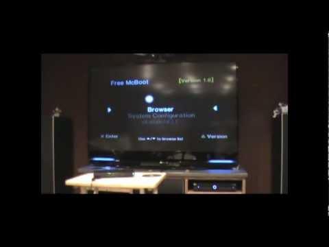 Free McBoot Memory Card Exploit Sony PS2 Slim