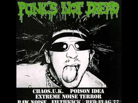 VA - Punk's Not Dread (Full Album)