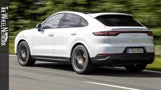 2020 Porsche Cayenne Coupe | Carrara White Metallic | Driving, Interior, Exterior