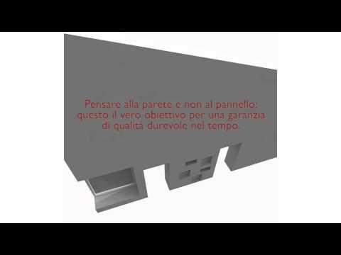 LINVISIBILE - Pocket sliding door