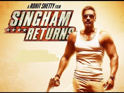 'Singham Returns' Online Premiere On ErosNow!