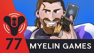 Destiny Community Podcast: Episode 77 - The One About Lore (ft. Myelingames)