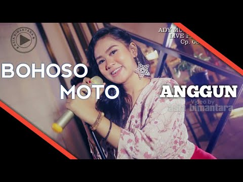 Bohoso Moto - Anggun Pramudita (Official Video Cover)
