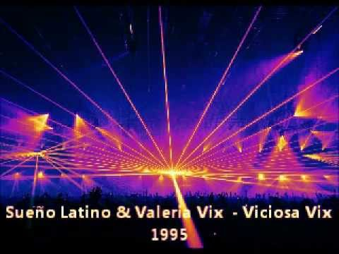 Sueño Latino & Valeria Vix  - Viciosa Vix video