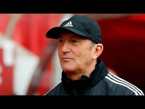 Tony Pulis is interviewed after Albion's 0-0 draw at Sunderland