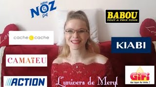 Big Haul Soldes d'Hiver 2019 + Try On