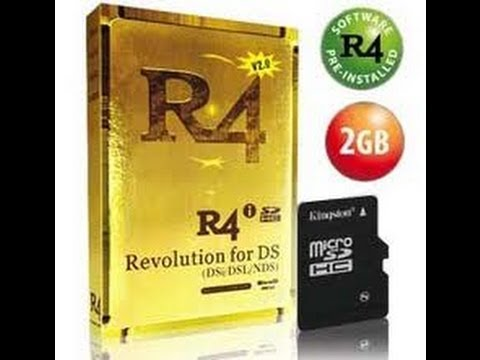 how to use cheats on nintendo ds games with r4 card 2014