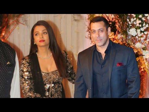 Salman Khan & Aishwarya Rai Attends Karan-Bipasha's Wedding Reception