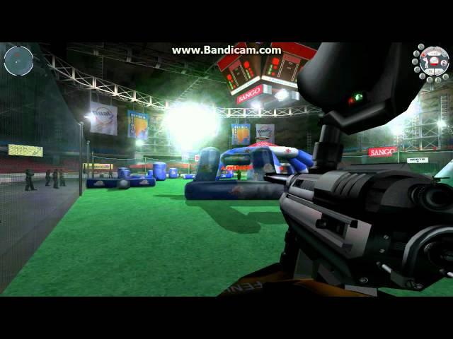 Руководство запуска: Renegade Paintball по сети