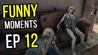 PUBG: Funny Moments Ep. 12