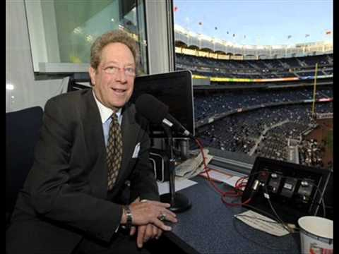 John Sterling Calls Raul Ibanez' Game-Tying Home Run (from Game 1, 2012 ALCS)