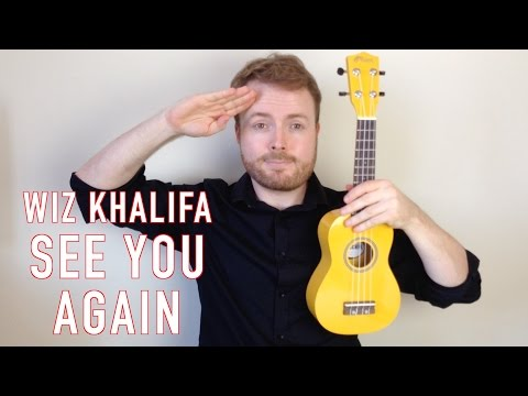See You Again - Wiz Khalifa (Fast & Furious 7 Ukulele Tutorial)