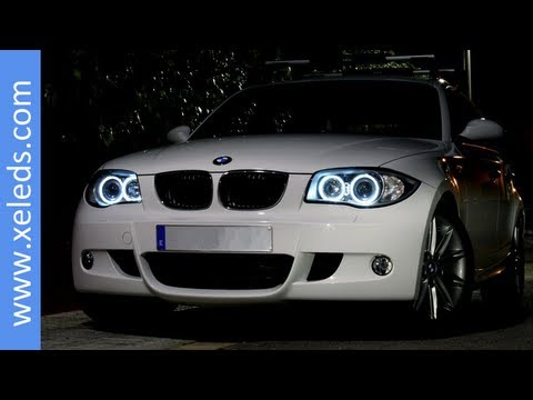 Angel Eyes Led Bmw Serie1 3 5 6 X1 X3 X5 X6 Xeleds