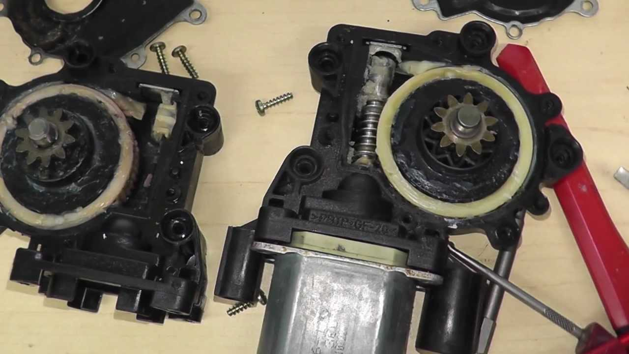 Bmw E46 Window Motor