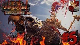 СТРИМ В 19:00 по Мск! Total War: Warhammer 2 (Легенда) - Империя #5