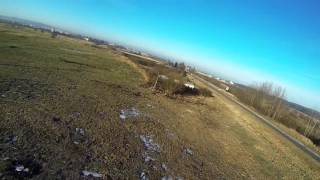 RCX 250 - Gopro found after 4 weeks :) - FPV Freestyle