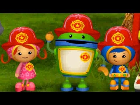 Team Umizoomi Full Episode Game - Fire Truck Rescue video