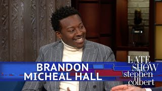 Brandon Micheal Hall Met Paul McCartney, But...